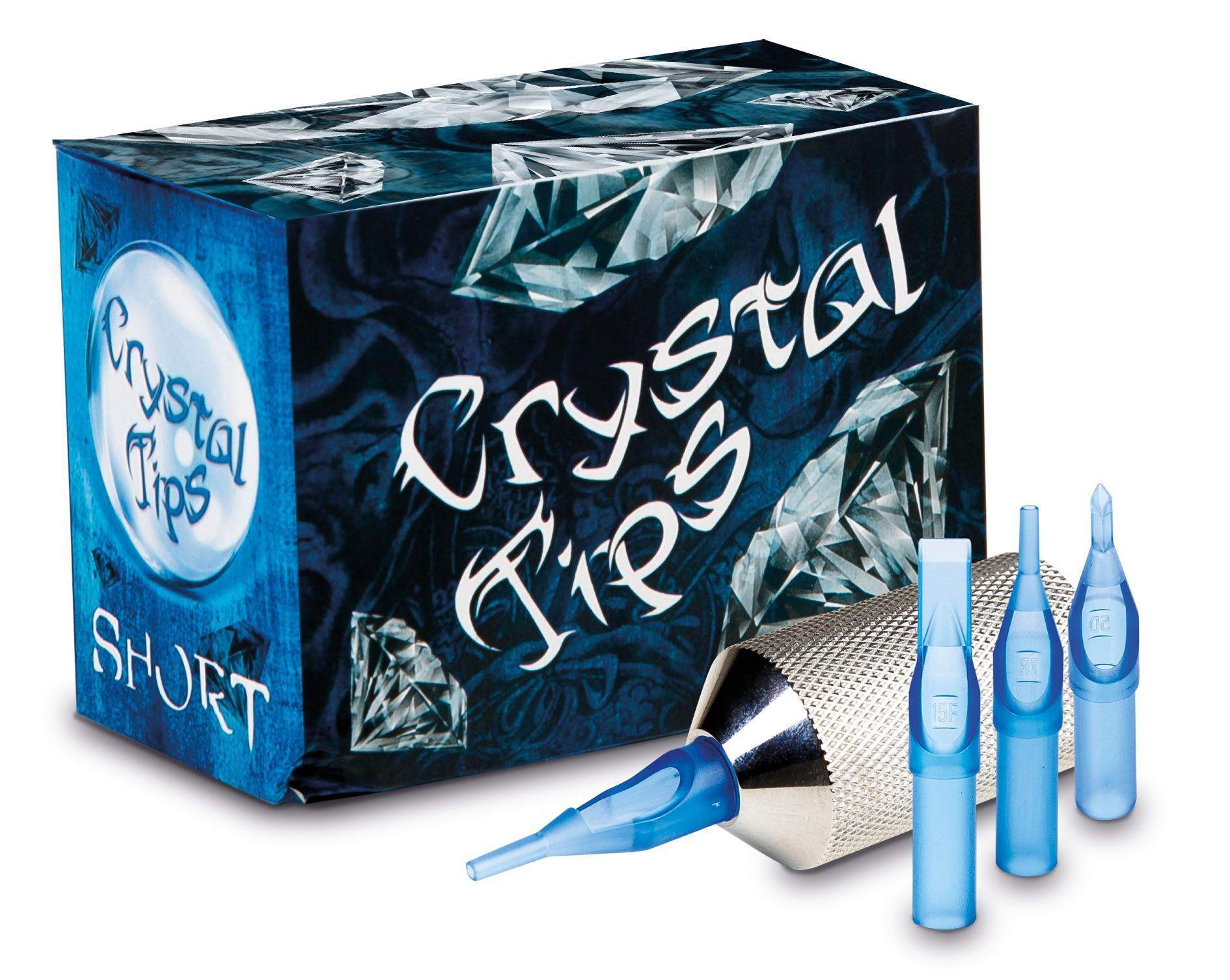 Crystal Disposable Tips