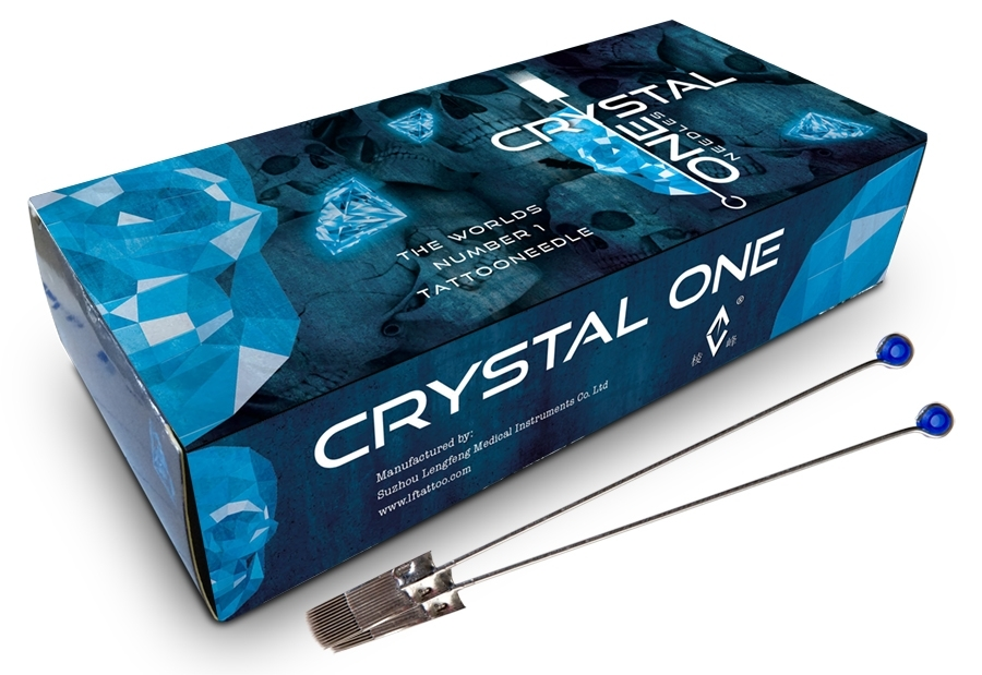 Crystal 1- Needles
