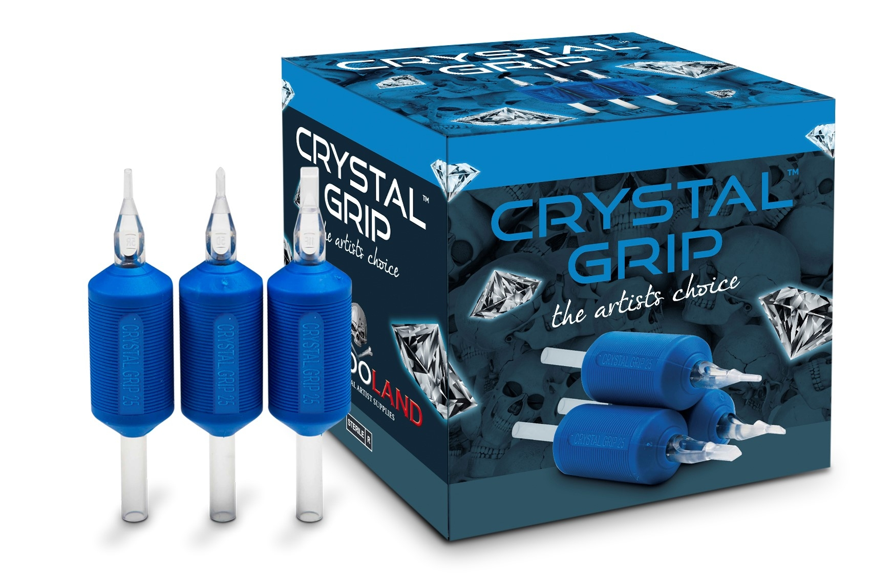 Crystal Grips & Tips