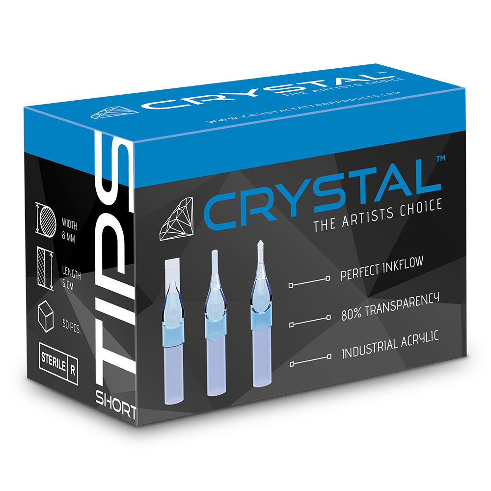Crystal Tips - 70% Discount