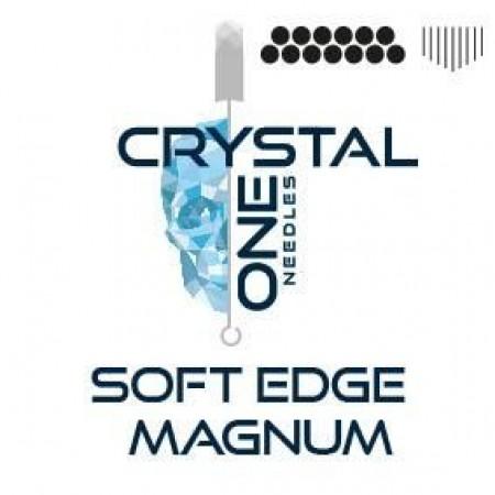 Crystal 1- Naalden - Soft Edge Magnums - Doos van 50