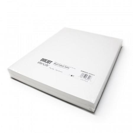 Inkjet Stencils - Stencil Papier - Verpakking van 500