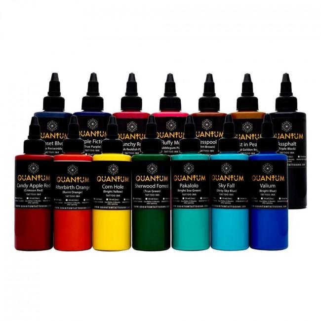 Quantum Ink Yakuza Colour Set 14 X 30 Ml
