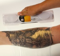 Disposable Film Dispenser - 100 m x 30 cm