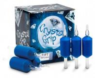 Crystal Grips - 25 mm - Round Tip - Doos van 20
