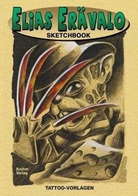 Kruhm-Verlag - Elias Erävalo - Tattoo Sketchbook