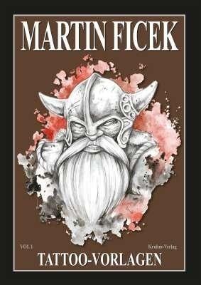 Kruhm-Verlag - Martin Ficek - Tattoo Sketchbook