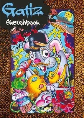 Kruhm-Verlag - Gatiz - Tattoo Sketchbook