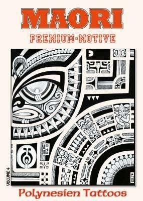 Kruhm-Verlag - Maori Polynesian Tattoos - Volume 4