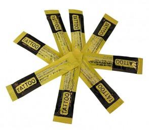 Witte Vaseline - 5 gram - Doos van 100