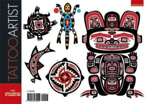 3ntini - Tattoo Flash Artist No. 2 ''Native Americans''