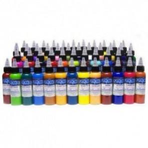 Fusion Ink - Standaard 60 Kleuren Set - 30 ml