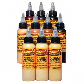 Eternal Ink - Andrea Afferni Portrait Set - 10 x 30 ml