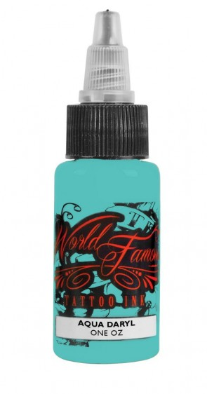 World Famous Ink - Master Mike - Aqua Daryl - 30 ml