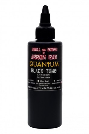 Quantum Ink - Arron Raw - Black Tomb
