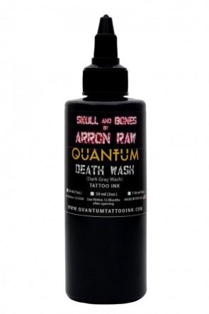 Quantum Ink - Arron Raw - Dark Greywash