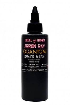 Quantum Ink - Arron Raw - Light Greywash