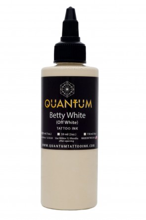 Quantum Ink - Betty White