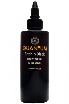 Quantum Tekeninkt - Bitchin Black