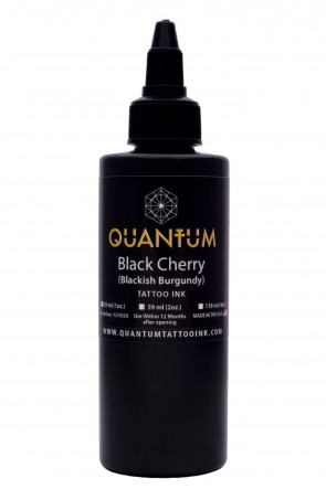 Quantum Ink - Black Cherry