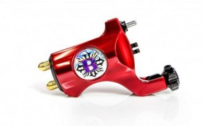 Bishop Rotary V6 - Blood Red - Clip Cord