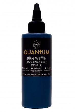 Quantum Ink - Blue Waffle