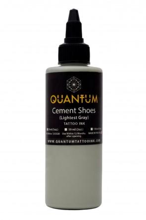 Quantum Ink - Cement Shoes