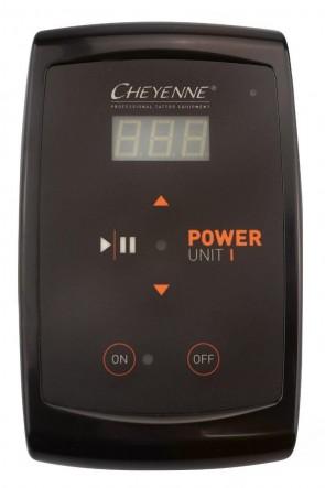 Cheyenne Voeding - PU 1