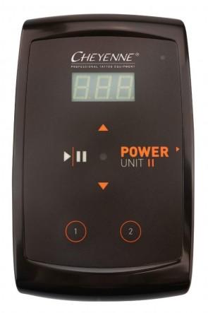 Cheyenne Voeding - PU 2