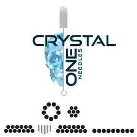 Crystal 1- Naalden - Alle Configuraties - Strip van 5