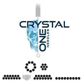 Crystal 1- Naalden - Alle Configuraties - Korte Houdbaarheidsdatum