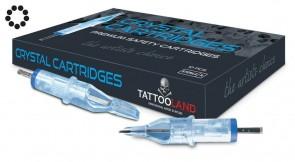 Crystal Cartridges - Round Shaders - Doos van 10