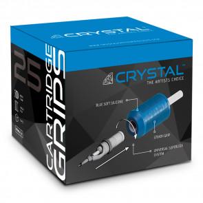 Crystal Wegwerp Cartridge Grips - 25 mm - Doos van 15 - EXP: 11-2021