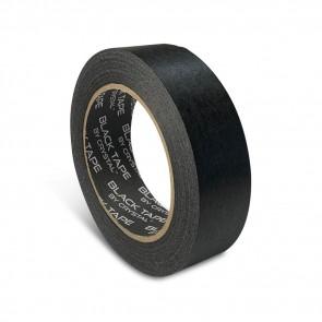 Crystal - Microporeuze Tape - Zwart - 3 cm x 50 m