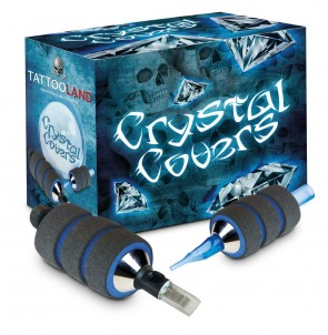 Crystal Grip Covers - 25 mm naar 35 mm - Doos van 20