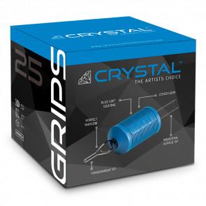 Crystal Grips - 25 mm - Korte Datum 70% Korting - Doos van 20