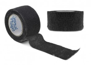 Crystal Grip Tape - Black - 2.5 cm x 4.5 meter