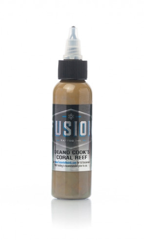 Fusion Ink - Deano Cook - Coral Reef - 30 ml / 1 oz - EXP: 07-2021