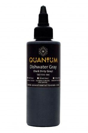 Quantum Ink - Dishwater Gray