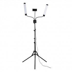 Duo LED Vloerlamp