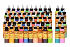 Eternal Ink - 60 Colour Gold Set - 30 ml