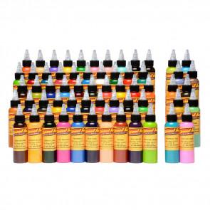Eternal Ink - 60 Colour Gold Set - 30 ml