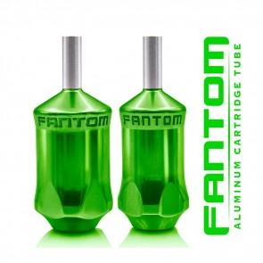 Fantom V2 Fixed Cartridge Grip - Emerald Green