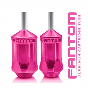 Fantom V2 Fixed Cartridge Grip - Gothic Pink