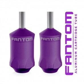 Fantom V2 Fixed Cartridge Grip - Matte Purple