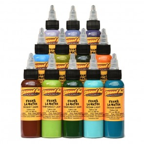 Eternal Ink - Frank La Natra Landscape Set - 12 x 30 ml / 1oz