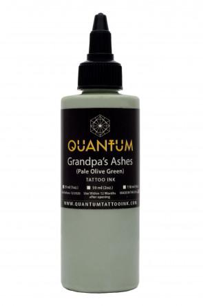 Quantum Ink - Grandpa's Ashes - 30 ml