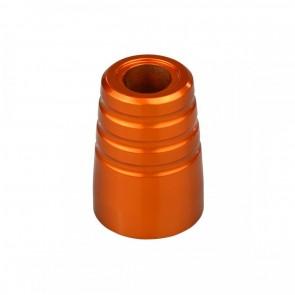Cheyenne Hawk Pen Grip - Orange - 21 mm
