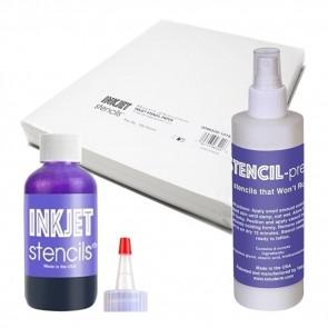 Inkjet Stencils - Complete Set