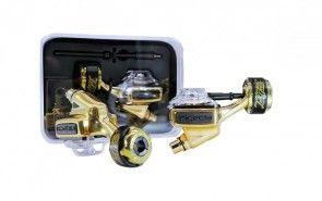 Inkjecta - Flite Nano Elite - Limited Edition Polished Brass